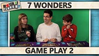 7 Wonders - Game Play 2