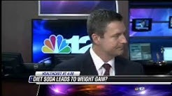 Diet Soda Leads to Weight Gain? Dr. Matthew Brengman Discusses Artificial Sweeteners