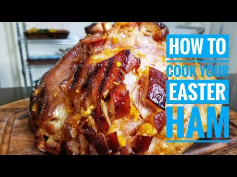 How To Cook The PERFECT Easter Ham