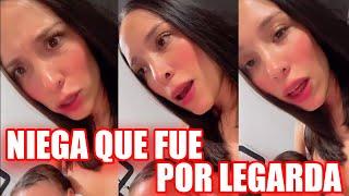 ¡FUERTE! LuisaFernanda W CONFIESA SI se BORRARA el TATUAJE de LEGA, NIEGA que selo HIZO por LEGARDA?