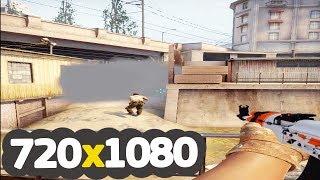 720x1080 – САМОЕ СТРАННОЕ РАЗРЕШЕНИЕ ДЛЯ CS:GO (feat. Канал Тигра)