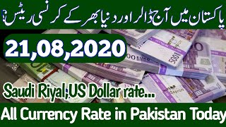 All Currency rate in Pakistan Today _ Pakistan Currency rates today_Currency rate Today Open Market.