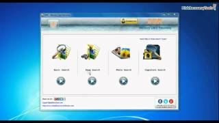 XD-Picture card data restore with DDR Memory Card Recovery Software