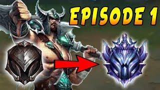 From 0LP Iron IV to Diamond Episode #1 | It Begins | Wushuzilla Adventures