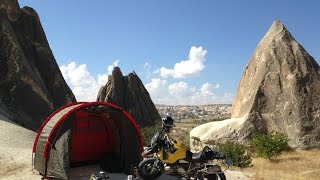 Balkans & Asia Offroad Adventure BMW GS 1200 Scrambler Motorcycle