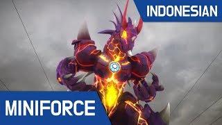 [10.14 MB] [Indonesian dub.] MiniForce S2 EP25