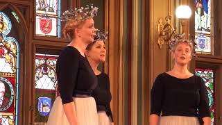 00077 Ogresgala T. N. sieviešu vokālais ansamblis DŪJAS vokālo ansambļu konkursa finālā