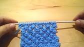 19e1b6e04239d كروشيه غرزة الحمصة او البندق تعليم للمبتدئين Crochet Stitches ...