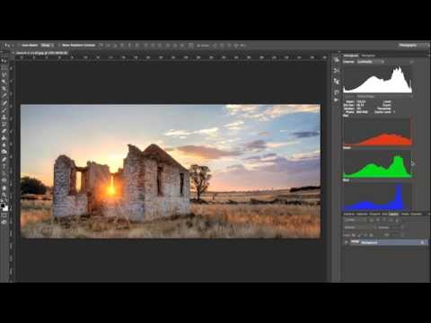 Colour Histogram Explained
