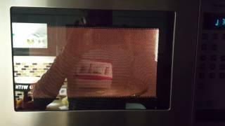 BicMac in der Mikrowelle