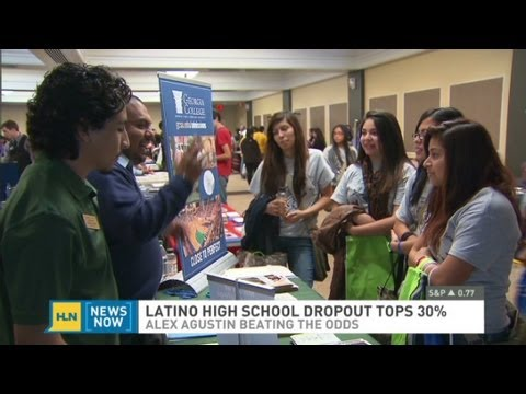 Latinos Struggle With Above-average Dropout Rate