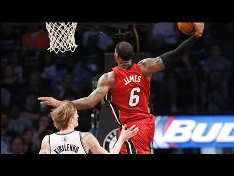 LeBron James Scores 49 points vs Nets in Game 4 | Full Highlights | May 12, 2014 |