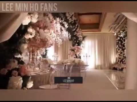 Lee Min Ho & Kim Go Eun Wedding Day Ceremony