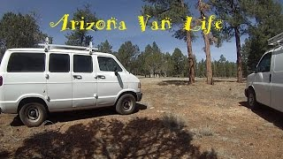 Arizona Van Life Grand Canyon