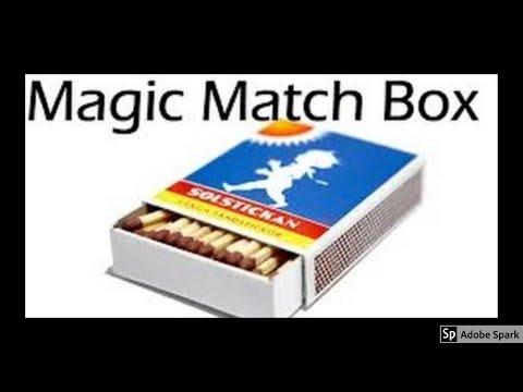 MAGIC TRICKS VIDEOS IN TAMIL #469 I Haunted Match Box @Magic Vijay