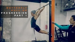 Butterfly Pull-Up Progression [PART 1]