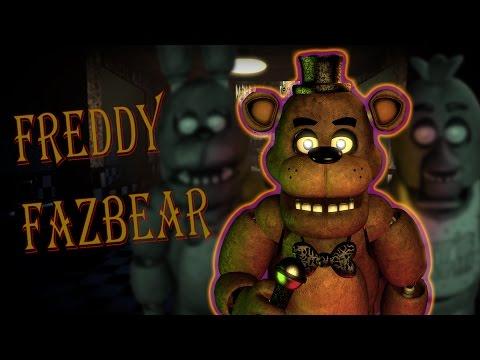 [FNAF\SFM] Freddy Fazbear Song (Griffinilla)
