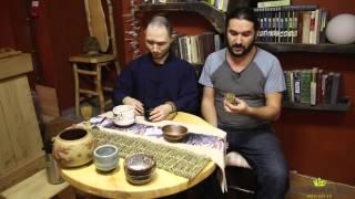 Как правильно заваривать японский зеленый чай маття (матча)