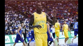 Bucks center Thon Maker apologizes for role in Gilas-Boomers brawl