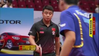 2014 China Open FINAL: WANG Hao vs FAN Z...