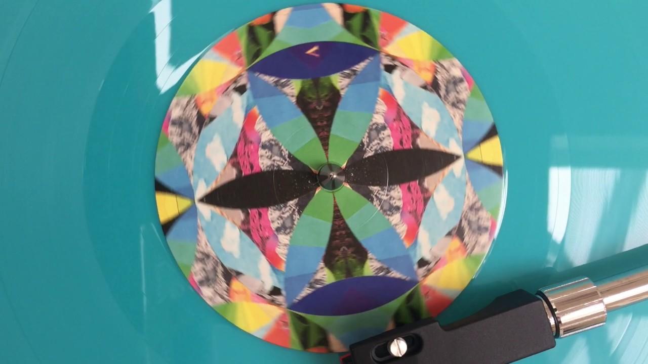 Download Kaleidoscope EP vinyl edition