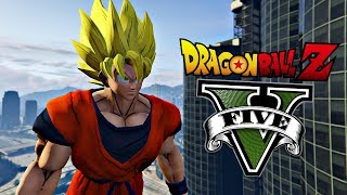 Video GTA V MODS: GOKU EN GTA 5 !! - RobleisIUTU download MP3, 3GP, MP4, WEBM, AVI, FLV April 2018