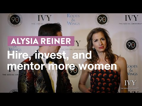 How we can really empower women in the workplace | Alysia Reiner ...