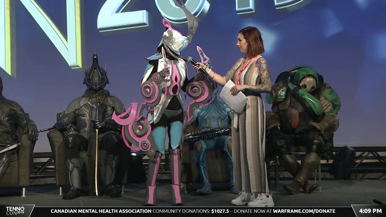 TennoCon 2019 - 4th Annual Cosplay Contest