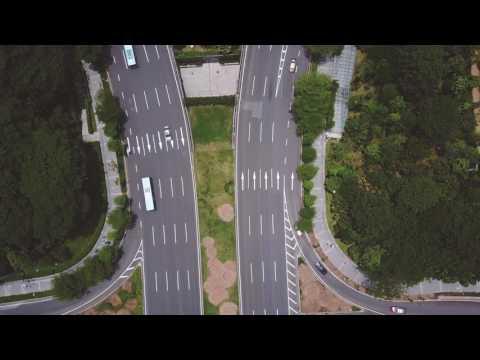 Shenzhen Civic Center 4K 深圳市民中心