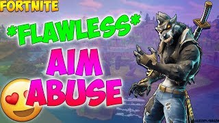 "Fortnite - Cronusmax BEST EVER Aim Abuse *AIMBOT* Cronusmax Full Gameplay Amazing Kills ""Auxzcript"""