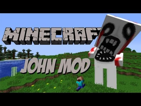 john mod minecraft mod spotlight 1 4 7 youtube. Black Bedroom Furniture Sets. Home Design Ideas