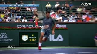 Top 10 tennis points 2014 HD ( part 1 )
