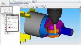 SolidCAM - Die vollständige, integrierte CAM-Fertigungslösung für SolidWorks!