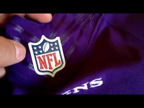 Nike NFL Elite Jersey Review.