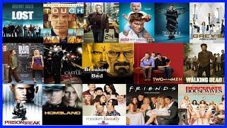 Какие сериалы я смотрю Ходячие мертвецы, Во все тяжкие, Игра престолов, Гримм и другие 45 сериалов