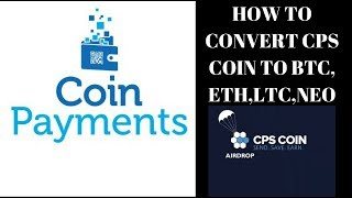 How To Exchange Cps Coin To Bitcoin