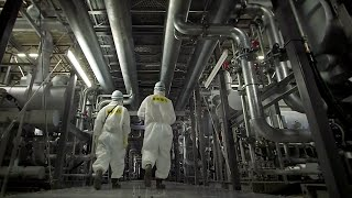 An exclusive look at the world's largest-ever nuclear cleanup