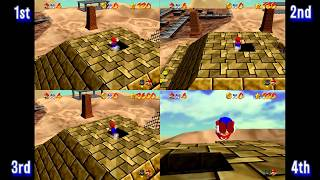 SM64 Speed TAS Competition 2019 Task 16 Compilation