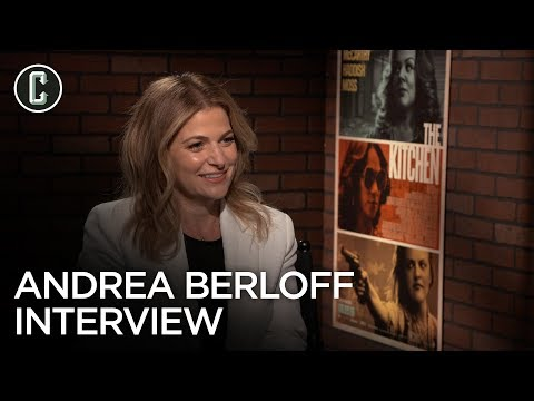 The Kitchen Director Andrea Berloff Interview