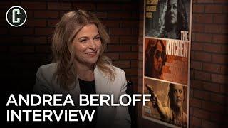 The Kitchen Director Andrea Berloff Interview