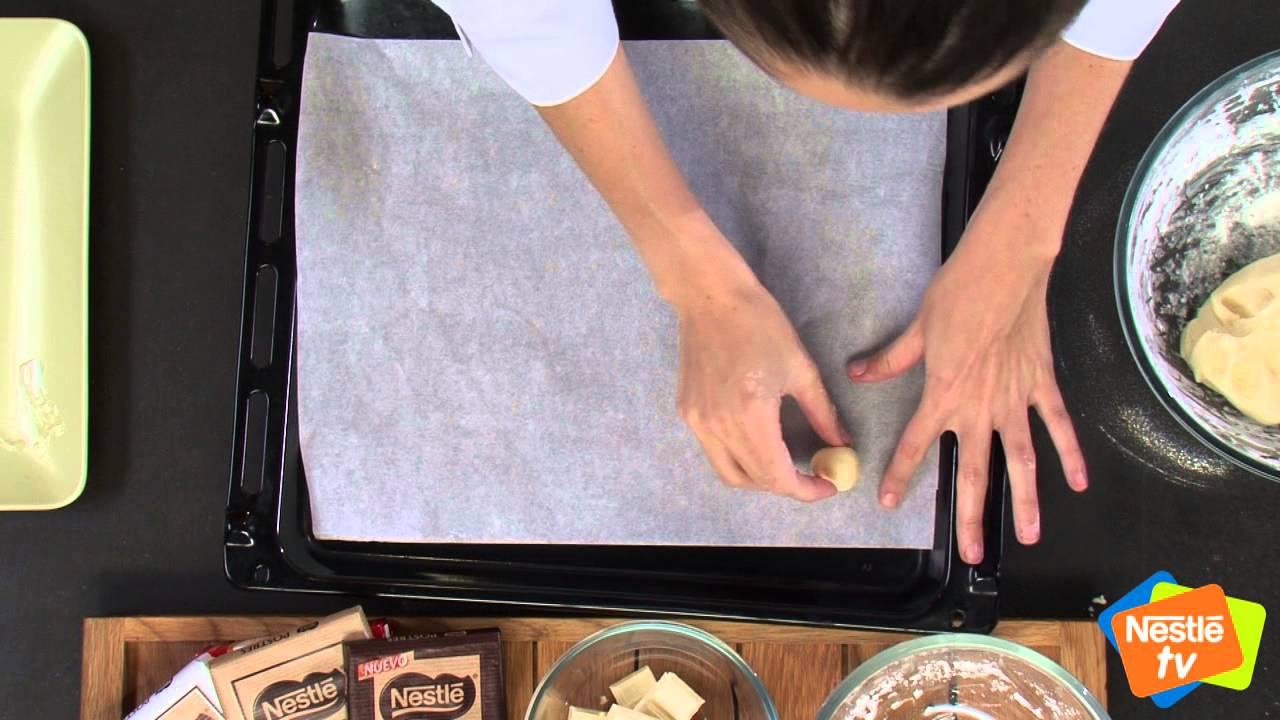 Cocina Con La Lechera   Galletas De Leche Condensada Y Chocolate Blanco Postres La