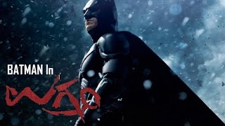 Ugramm Trailer - Dark Knight Trilogy Version