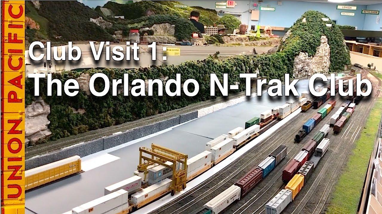 Club Visit 1: Orlando N-Trak Club