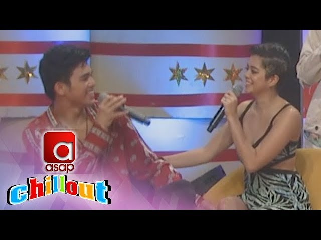 ASAP Chillout: Iñigo Pascual tells about his upcoming movie together with Maris Racal