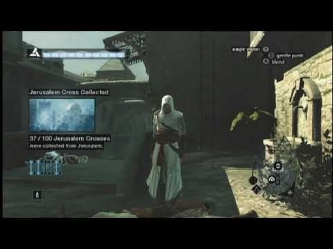 Assassin's Creed Jerusalem 100 Flags Middle District (34-66) (1 of 2)