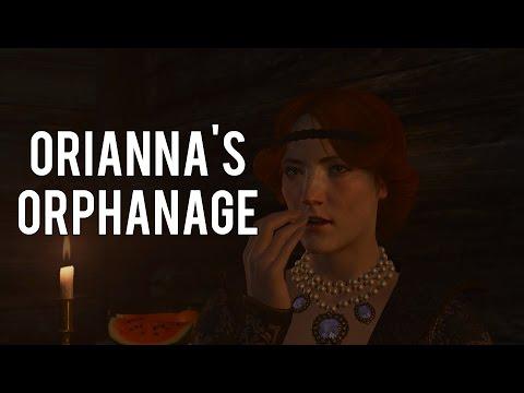 WITCHER 3: BLOOD AND WINE Orianna