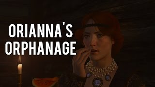 WITCHER 3: BLOOD AND WINE Orianna's orphanage #24 A night to remember reference
