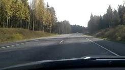 Testissä automaattinen liikennevalvonta.