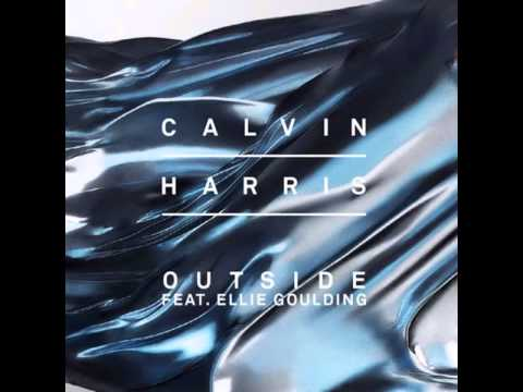 Calvin Harris - Outside ft. Ellie Goulding [MP3 Free Download]