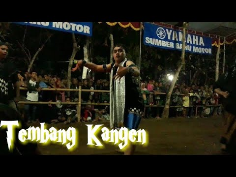 🎶🎤Tembang Kangen versi Jathilan Sanggar Laras Kusuma